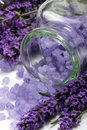 Lavender Spa Royalty Free Stock Image - 5613606