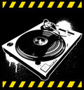 Turntable 01 Stock Images - 5617784