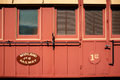 Midland Railway First Class Carriage, Western Australia Royalty Free Stock Photography - 56107887