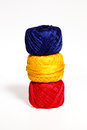 Colorful Threads Royalty Free Stock Image - 56154876