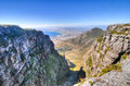 Table Mountain In Cape Town Stock Images - 56178124