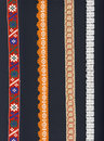 4 Different Trims Background Royalty Free Stock Photography - 5624697