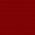 Seamless Vintage Chinese Window Tracery Cross Line Diamond Pattern Background. Stock Images - 56209004