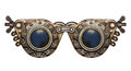 Steampunk Goggles Royalty Free Stock Photo - 56228345