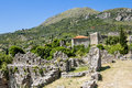 Fortress In The Old Town Of Bar In Montenegro On A  Summer Day Stock Image - 56228361