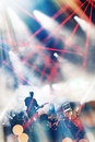 Concert Stage Royalty Free Stock Photo - 56228605