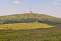 Petrovy Kameny Stones And Praded Hill In Jeseniky Mountains Royalty Free Stock Images - 56261859