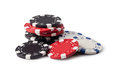 Casino Chips Royalty Free Stock Photography - 56297467