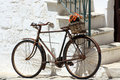 Old Bike Stock Photography - 5632272