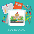 Back To School Background Royalty Free Stock Photos - 56337128
