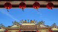 Chinese Temple Royalty Free Stock Photography - 56343367