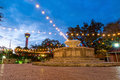 River Walk In San Antonio Stock Image - 56394501