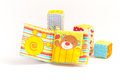 Baby Blocks Toy Royalty Free Stock Images - 56401939