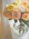 Bouquet Of Roses Stock Images - 56410594