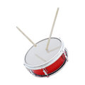 Red Drum With Sticks Stock Photo - 56449060