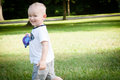 Happy Toddler Running Royalty Free Stock Photography - 56464867