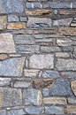 Old Grey Stone Wall Royalty Free Stock Images - 56497719