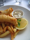 Fish And Chips Stock Image - 5650721