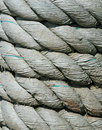Coiled Rope Detail Royalty Free Stock Photo - 5657015