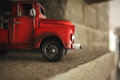 Toy Fire Truck Stock Images - 56511054