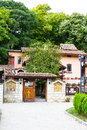 Entrance Of Monastery St.St. Constantine And Helena Near Varna, Stock Images - 56533954