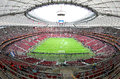 Warsaw National Stadium (Stadion Narodowy) Stock Photo - 56540650