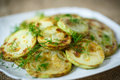 Fried Zucchini Royalty Free Stock Photos - 56555948