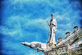 Gargoyle In Pisa Cathedral Stock Images - 56559704