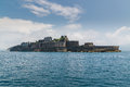 Gunkanjima (Hashima Island) In Nagasaki, Japan Stock Photos - 56586773