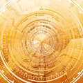 Radial Abstraction Royalty Free Stock Photography - 56593687