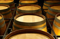 Wine Barrels Royalty Free Stock Image - 5661126