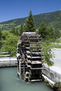Antique Water Wheel Royalty Free Stock Photo - 5663475