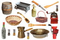 Vintage Kitchen Objects Royalty Free Stock Images - 56608629