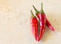 Red Chilli Peppers Stock Photo - 56614390