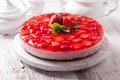 Strawberry Cake Royalty Free Stock Image - 56622266