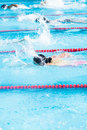Swim Meet Stock Images - 56630784