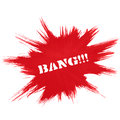 Red Burst Background Royalty Free Stock Images - 56656039