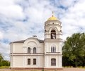 Bell Tower In The Brest Fortress. Belarus Stock Photography - 56672852