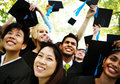 Graduation Student Commencement University Degree Concept Royalty Free Stock Image - 56680316