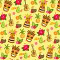 Hawaii Luau Background Royalty Free Stock Images - 56712919
