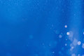 Blue Abstract Light Bokeh Background Stock Images - 56756014