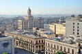Areal View To The Roofs Of Havana. Stock Photography - 56773062