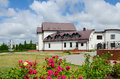 Hotel (church House) On Territory Of Pokrovo- Nicholas Church, K Royalty Free Stock Photos - 56801698