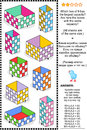 Visual Math Puzzle Or Problem, Container Capacity Themed Royalty Free Stock Photos - 56807738