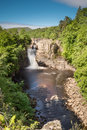 Long Exposure Of High Force Portrait Royalty Free Stock Photos - 56817808