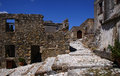 Old Preveli Monastery Royalty Free Stock Images - 56850869