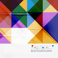 Abstract Geometric Background. Modern Overlapping Royalty Free Stock Image - 56883156