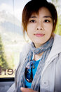 Pretty Chinese Girl Royalty Free Stock Photography - 5698237