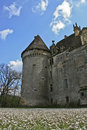 French Castle Stock Images - 5698894