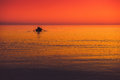 Seascape With Boat Royalty Free Stock Photography - 56900917